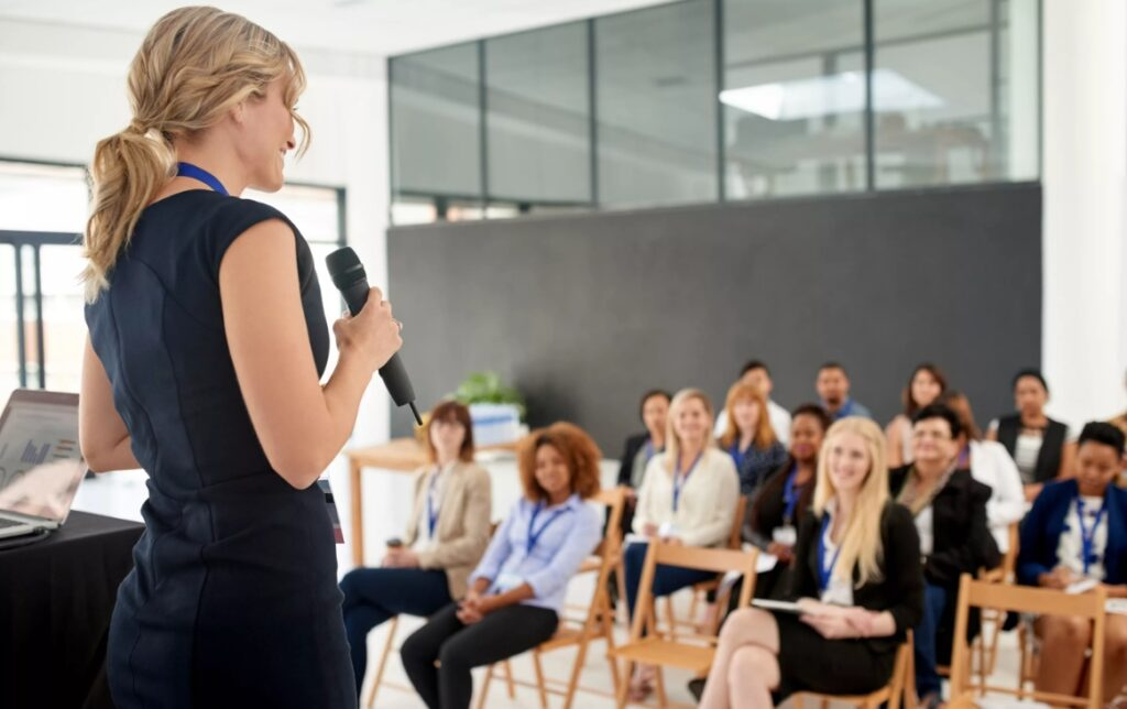 How to prepare for a public speaking engagement